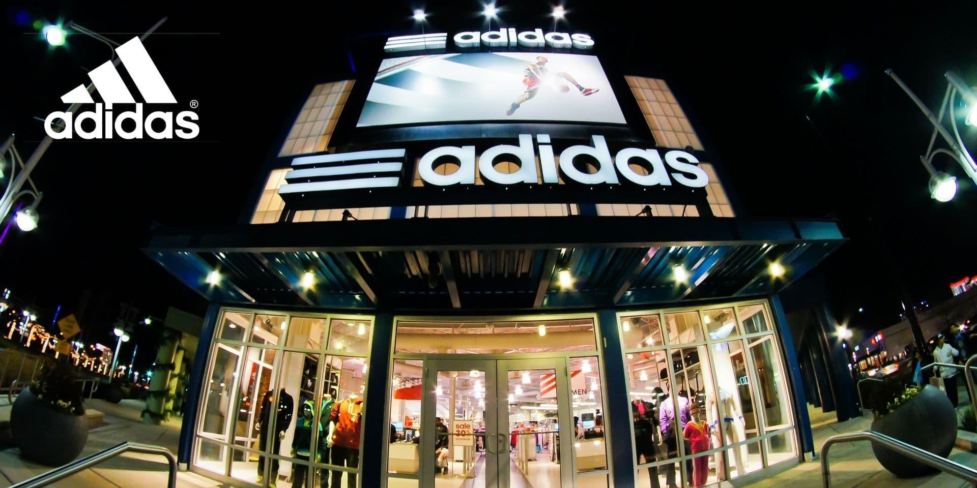 CRM案例_Adidas
