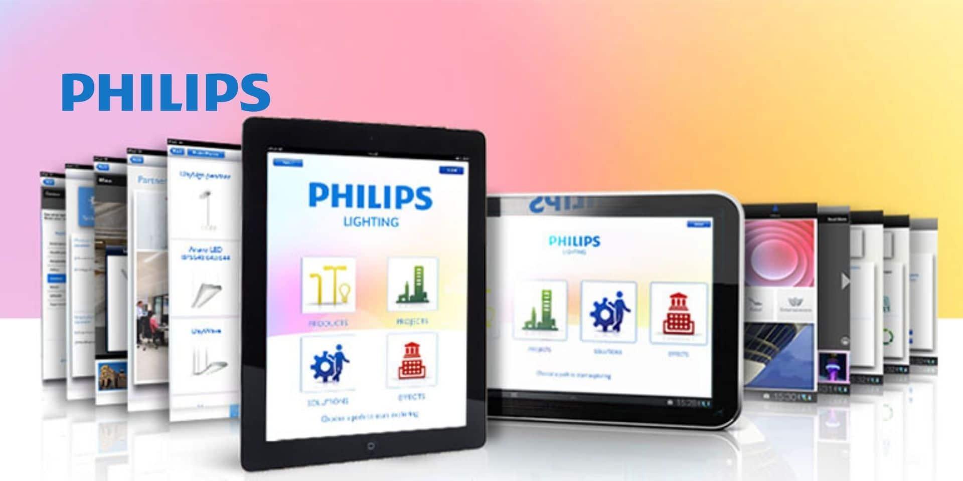 CRM案例_Philips