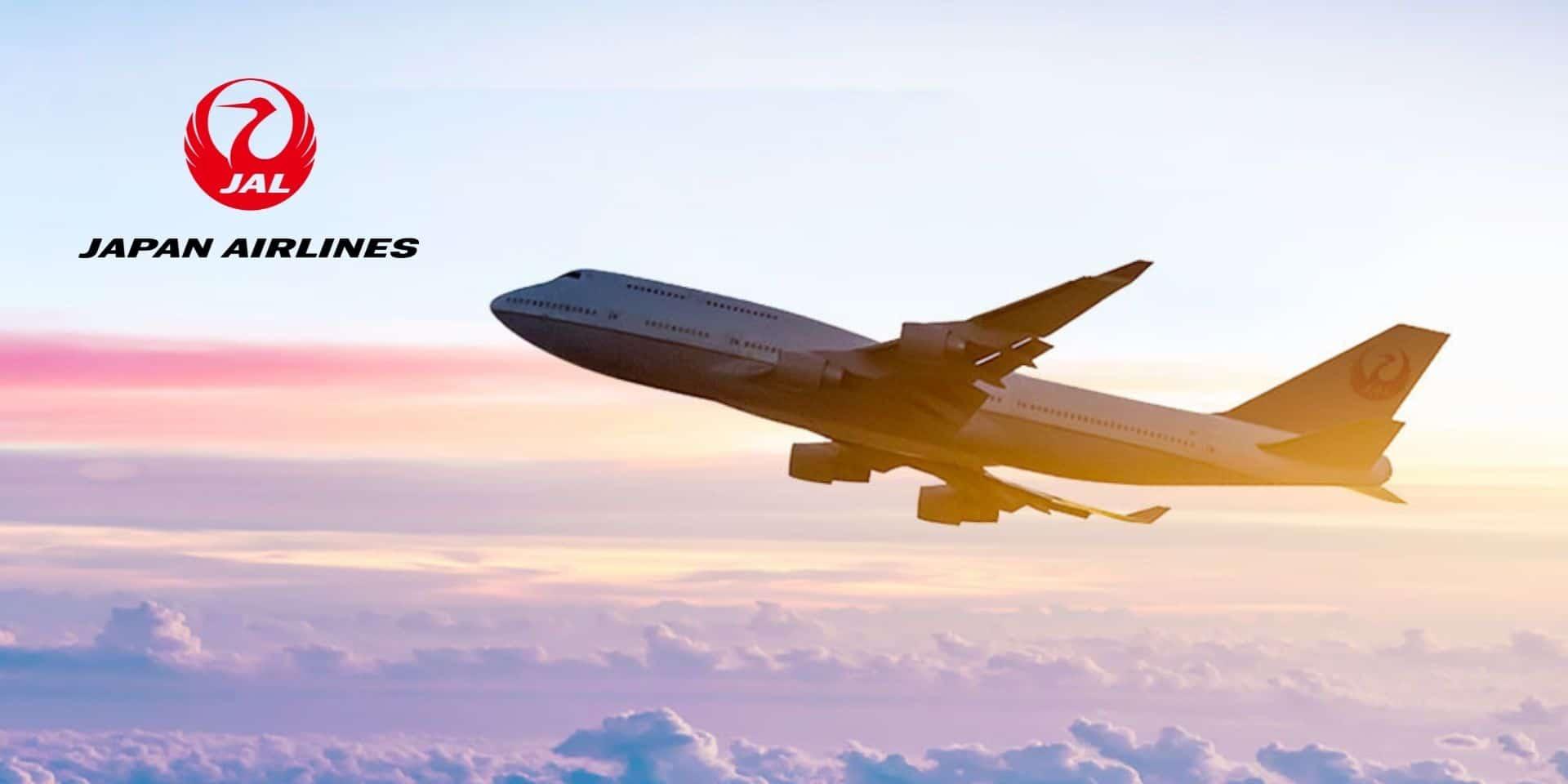 CRM案例_Japan-Airlines