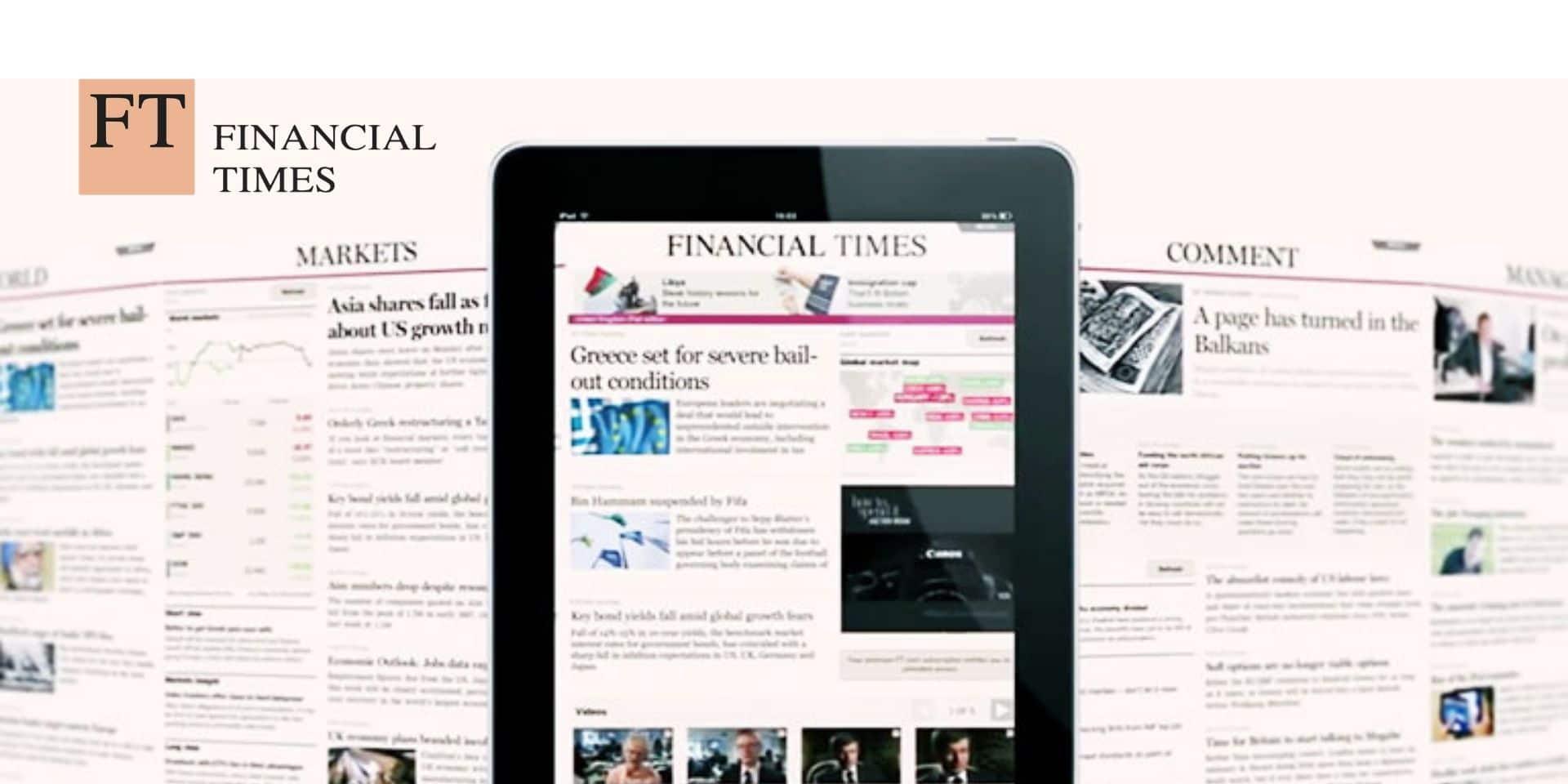 CRM案例_Financial-Times