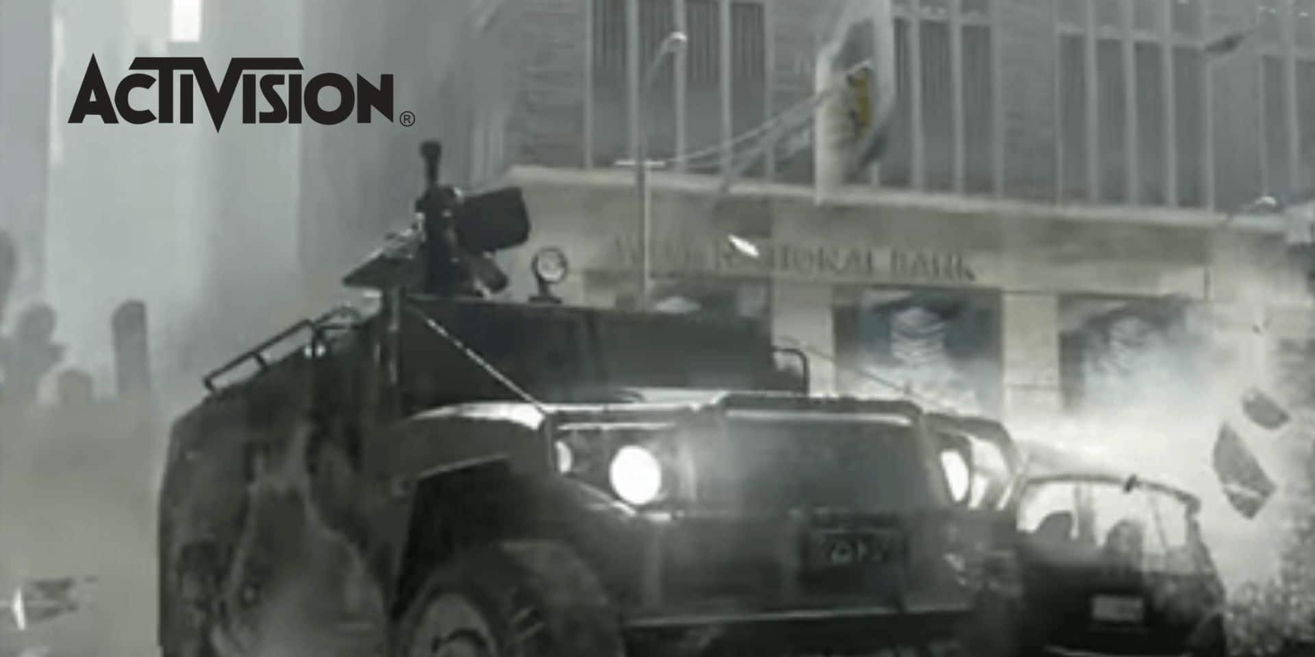 CRM案例_Activision